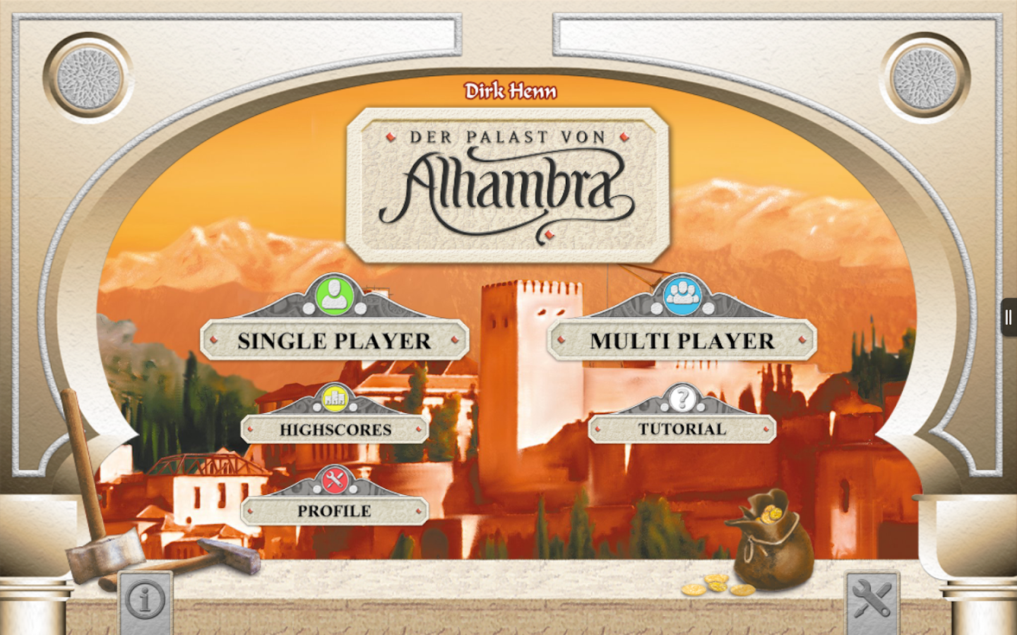 Alhambra Game Screenshot 4
