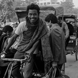by Ajay Kaul - People Street & Candids