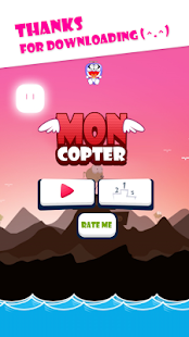 Mon Copter | Tap and Jump - screenshot