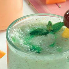 Kiwi Mint Smoothie