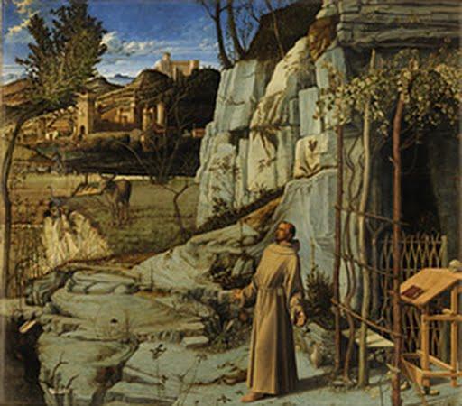St. Francis in the Desert, Giovanni Bellini