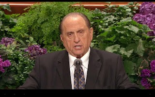 Screenshot of LDS YouTube Videos