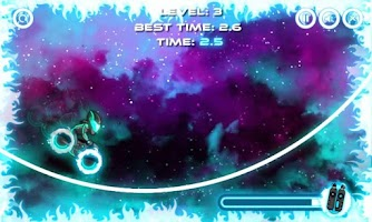 Screenshot of Neon Motocross +