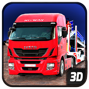 Car Transporter 3D unlimted resources
