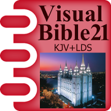 Visual Bible 21 KJV + LDS