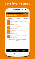 Screenshot of Boston Transit (MBTA)