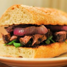 Pepper Steak Sandwiches