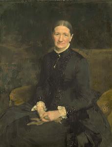 RIJKS: Pieter de Josselin de Jong: painting 1887