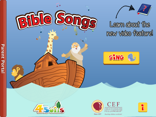 Bible Songs - screenshot