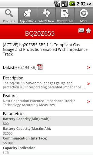 【免費商業App】德州仪器(TI)半导体-APP點子