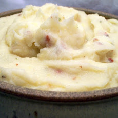 Mashed Potatoes With Turnips and Bacon