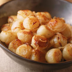 Scallops with Garlic