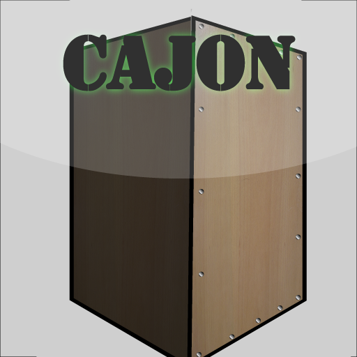 Mini Cajon LOGO-APP點子