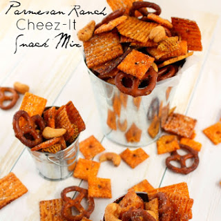 Ranch Dressing Pretzel Snack Mix Recipes