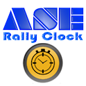 ASE Rally Clock icon