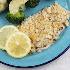 Lemon- Crumb Fillet of Sole