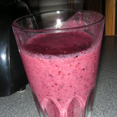 Meli's Mixed Berry Smoothie