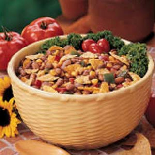 Barbecue Bean Salad