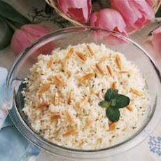 Minted Rice Casserole