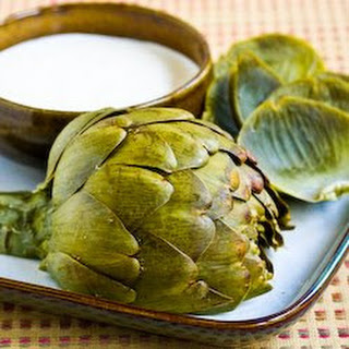 How to Cook Artichokes in the Pressure Cooker