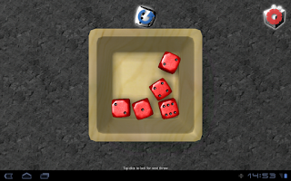 Screenshot of Dice Cube Free