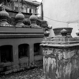 by Sohil Laad - City,  Street & Park  Street Scenes