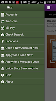 Screenshot of Union State Bank