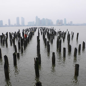 The Hudson by Rob Kovacs - Novices Only Landscapes (  )