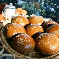 Honey Brown Rolls or Loaves