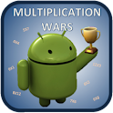 Math Multiplication Wars icon
