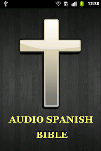 Audio Spanish Bible - screenshot