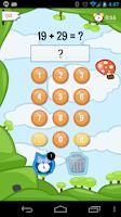 Screenshot of Math Saga