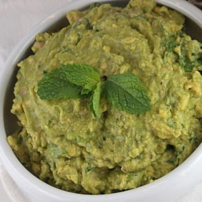 Spicy White Bean and Avocado Dip