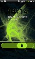 Screenshot of GO Locker Future Theme