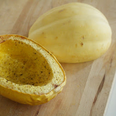 Spicy Acorn Squash Soup