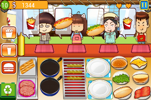 Screenshot of The Big Chef