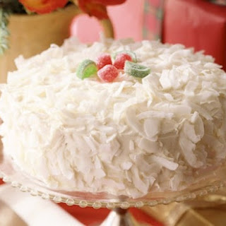 White Chocolate Torte