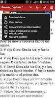 Screenshot of Biblia Reina Valera Gomez 2010