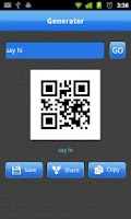 Screenshot of QRcode Scanner
