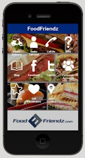 FoodFriendz V2 - screenshot