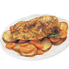 Herbed Chicken & Vegetables