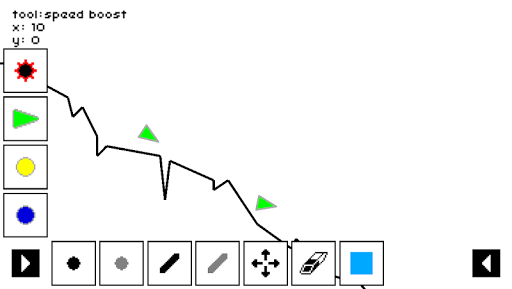Draw Rider + - screenshot