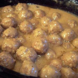 Meatball Appetizers With Cream Of Mushroom Soup Recipes