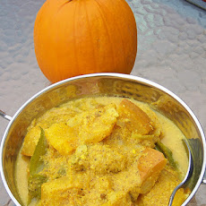 Pumpkin Curry-Mild (Sri Lankan Style)