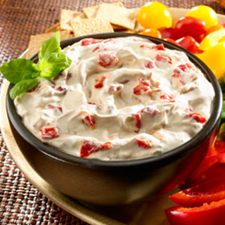 Roasted Red Pepper & Onion Dip Recipes
