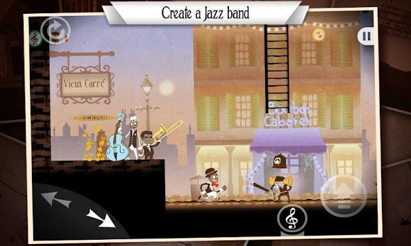 Jazz: Trump's Journey. apk screenshot