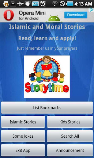 Islamic and kids stories