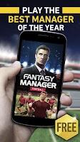Screenshot of Fantasy Manager Football