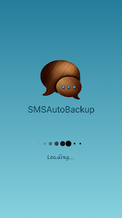 SMSAutoBackup - screenshot