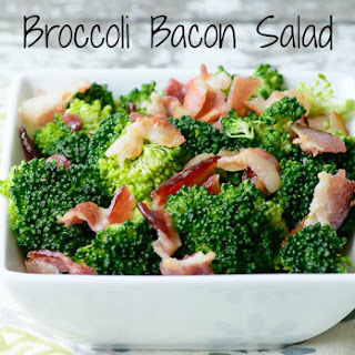 Broccoli Bacon Salad Lemon Juice Recipes